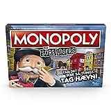 Hasbro Gaming – Monopoly Wunde Losers Edition (Danisch) (E9972)