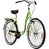 Galano Summer 28 Zoll Singlespeed Hollandrad Damenrad 700c Fixie Fahrrad Single Speed Bike Fixed...