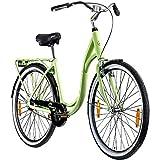 Galano Summer 28 Zoll Singlespeed Hollandrad Damenrad 700c Fixie Fahrrad Single Speed Bike Fixed...