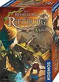 KOSMOS 695064 - Die Befreiung der Rietburg, Ein Spiel in der Welt von Andor, Brettspiel für 2 bis 4...