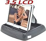 3.5' faltbarer Digital-TFT-LCD-Auto-hintere Ansicht Backup Monitor for Auto-Rückfahrkamera, Auto...