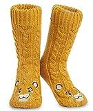Disney Mickey Minnie Winter Socken, Kuschelsocken Damen Mdchen Warm Ultra-Bequeme Hausschuhsocken...