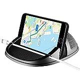 Beeasy Handyhalterung Auto,Smartphone Handyhalter fürs Auto Halterung Universal KFZ für iPhone 12...