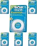 Oral-B Essential Zahnseide, Mint, gewachst, 50m, 6Stck