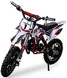 Actionbikes Motors Kinder Mini Crossbike Gazelle 49 cc 2-takt inklusive Tuning Kupplung 15mm...