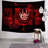 Engshi Wohn Kuscheldecken Wall Tapestry The Bin-Ding of is-AAC Wall Art Decoration Tapestry Wall...