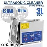 BananaB JPS-20A Ultraschallreiniger 3L reiniger ultraschallgerät Ultraschallreinigungsgerät...