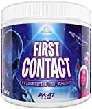 AK-47 Labs FIRST CONTACT Pre-Workout Booster Trainingsbooster Fitness Bodybuilding 240g (COTTON...