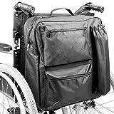 Multifunktions-Rollstuhl-Tasche   Mobilitätsroller Universal Rucksack   Gepolstertes Multi - Pocket...