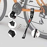 LEBEXY Fahrradständer Mountainbike | Fahrradrahmen Aluminiumlegierung | Gummiständer Einstellbarer...