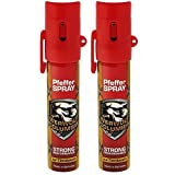 2x Werwolf Columbio Pfefferspray - Made in Germany - hochdosiertes (2 Mio Scoville) und effektives...