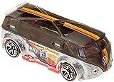Hot Wheels iD FXB38 - Die-Cast Fahrzeug 1:64 Volkswagen T1-R mit NFC-Chip zum Scannen in der Hot...