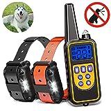JGXRJLK Hundetraining Kleidung Krawatte Fernbedienung Anfänger, Ultraschall Hund Repeller Bark...