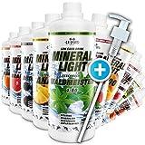C.P. Sports Mineral Light Getrnke Sirup Electrolyte Konzentrat 1 Liter Waldmeister inkl....
