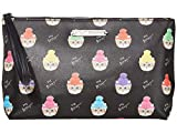 Betsey Johnson Printed Pebble Wristlet Multi One Size