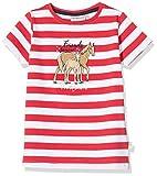 Salt & Pepper Mädchen 03112266 T-Shirt, Rot (Lollipop Red 344), (Herstellergröße: 104/110)