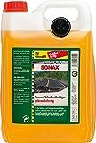 SONAX ScheibenReiniger gebrauchsfertig mit Citrusduft (5 Liter) gebrauchsfertiger Reiniger für die...