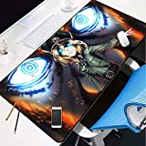 Gaming Mauspad Mauspad Xxl, Gaming Mouse Mat Gaming Mouse Pad Großer Thick Erweiterte Mauspad...