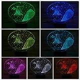 orangeww sternzeichen tischlampe schreibtisch touch sensor 7 farbwechsel kinder baby nachtlicht...