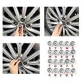 FJiuJin, 2019 1Pcs Reifen Anti-Diebstahl-Schraube Demontage Werkzeug Key Sleeve for Audi A1 A5 A3...