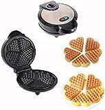 Zixin Edelstahl Waffeleisen Plum-Shaped Muffin-Maschine Heizung/Hausgemachte Kuchen-Hersteller...