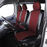TOYOUN Universal-Sitzbezüge, passend für die meisten Vans, LKWs, Vordersitzbezüge, Einzel- und...
