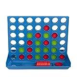 Wowow Toys Line Up 4 Brettspiel, Spaß für alle Kinder, Jungen und Mädchen