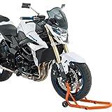 Hi-Q Tools Montagestnder Motorrad Stnder Motorradheber Montagestnder vorne Gabel, fr Servicearbeiten...