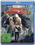 Rampage: Big Meets Bigger [Blu-ray]