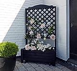Promadino Rankkasten ROMANTICA Blumenkasten 80x140cm Beet 315/14 Pflanzkasten