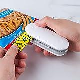 Folienschweißgerät, Mini Bag Sealer, Mini Hand-Folienschweißgerät, Mini Folienschweißgerät...