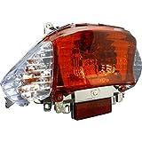 Rcklicht fr Rex Rs 450 / Off Limit / Qm50QT-6 / Baotian Ecobike Speedy/Jinlun Starquad JL50QT-5 /...