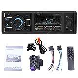 Volwco 8,1 cm Auto-Stereo-Kfz-Autoradio Video-Player Bluetooth Freisprechanlage MP3/MP5/FM/USB/AUX...