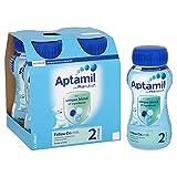 Aptamil 2 Follow On Milk Multipack 4 x 200 ml