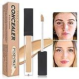 Concealer Make Up, Gesicht Concealer, Augen Concealer, Concealer Abdeckung, Flüssige Grundierung,...