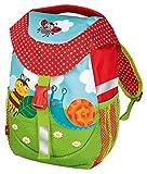 moses. Krabbelkäfer Rucksack für Kinder | Kindergartentasche mit Brustgurt | Für Mädchen und...