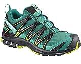 Salomon Damen XA Pro 3D GTX Trailrunning-Schuhe, Synthetik/Textil, türkis (deep lake/black/lime...