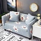 SHAFAJNC Dekorative Wohnaccessiores Sofabezug Sofaüberwürfe 1/2/3/4 Seater,Sofa Überwürfe...