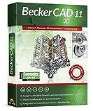 Becker CAD 11 3D für Windows 10 8 7 | Cad-Software für Architektur, Maschinenbau, Modellbau und...