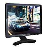 JaiHo 17-Zoll-Breitbild-TFT-LCD-Monitor, 1280x1024 Auflösung 1080P 4: 3 Full HD-Monitor Farbdisplay...