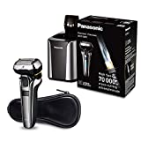 Panasonic Premium Rasierer ES-LV9Q mit ultraflexiblem 5D-Scherkopf, schonender Nass- und...