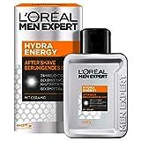 L'Oréal Paris Men Expert After Shave Balsam und Gesichtspflege für Männer, Gegen Rasurbrand,...