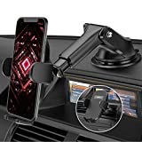 Mpow Handyhalterung Auto, Handyhalter fürs Auto Lüftung,Amaturenbrett & Windschutzscheibe 2 in 1...
