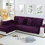 Hybad Sofa Cover,Sofa berzug,bezge fr Sofa,Sofa Mbel Protector,Anti-Dirty Thick Plush Sofa...