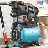 Gardena 01755-61 Hauswasserwerk 5000/5 eco, 1100 W, trkis, schwarz, Orange