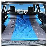 Yousiju Auto aufblasbares Bett SUV Auto Matratze hintere Reihe Auto Reise Schlafunterlage Offroad...
