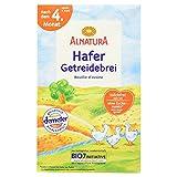 Alnatura Bio Hafer-Getreidebrei, 6er Pack (6 x 250 g)