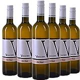 VIPAVA 1894 Weißwein (6 x 0,75 l) GRAUBURGUNDER (Pinot Gris - Sivi Pinot) 2019, von Hand gelesener...