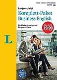 Langenscheidt Komplett-Paket Business English - Sprachkurs mit 2 Büchern, 3 Audio-CDs und...