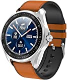 LOVOVR Smartwatch, 5ATM Wasserdicht 1,3 Zoll HD Touchscreen Fitness-Tracker, Aktivitäts-Tracker,...